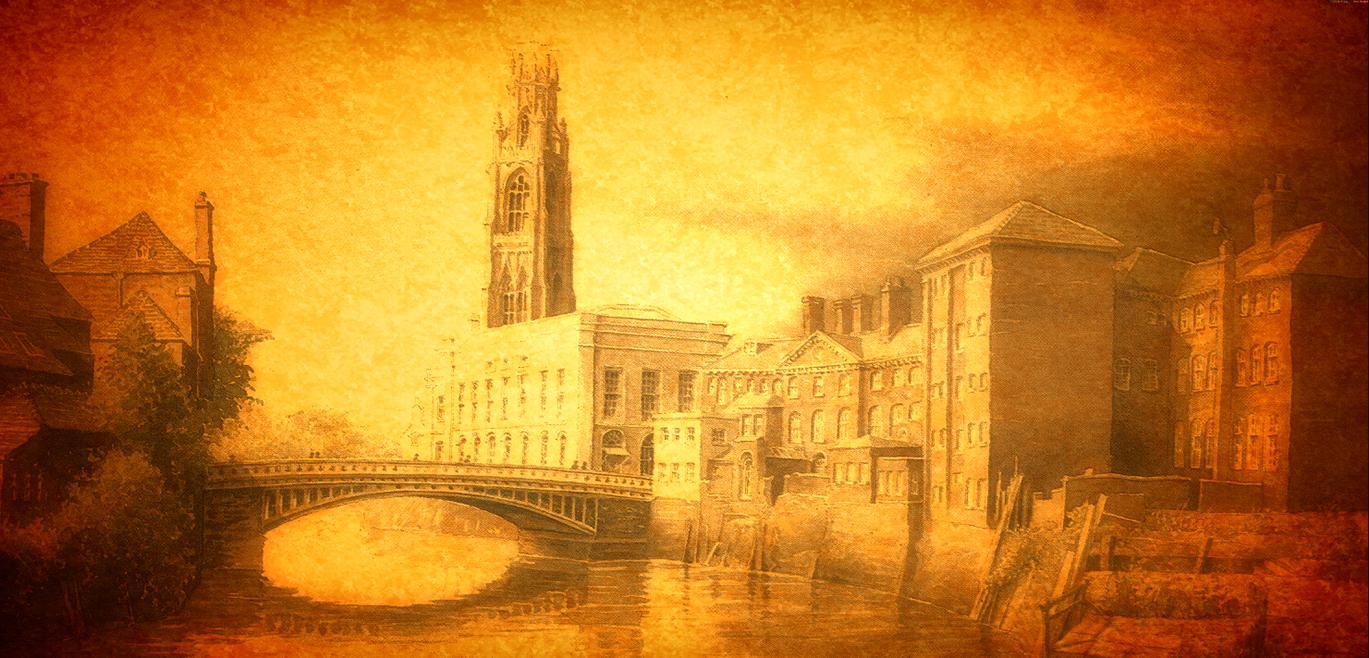 Boston England